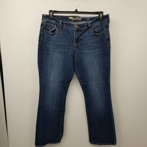 Old Navy The Sweetheart Jeans Bootcut Denim Petite
